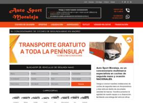 autosportmoraleja.es