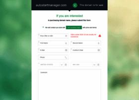 autostartmanager.com