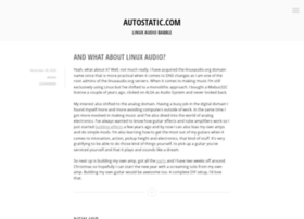 autostatic.net
