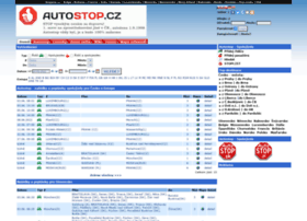 autostop.cz