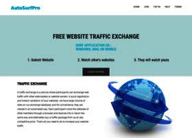 autosurfpro.com