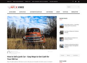 autosvoice.com