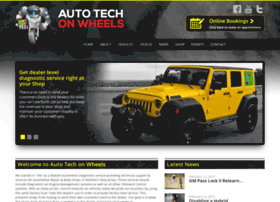 autotechonwheels.com