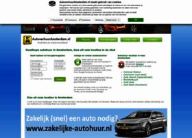 autoverhuuramsterdam.nl