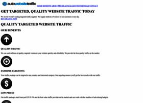 autowebsitetraffic.com