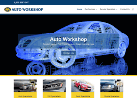 autoworkshop.com