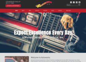 autoworksithaca.com