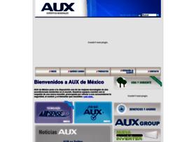 aux.com.mx