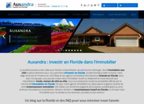 auxandra.com