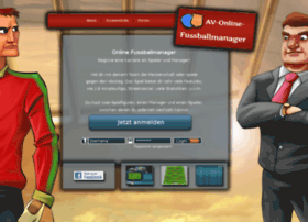 av-online-fussballmanager.de