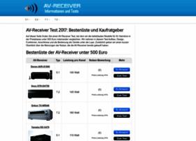 av-receiver-test.net