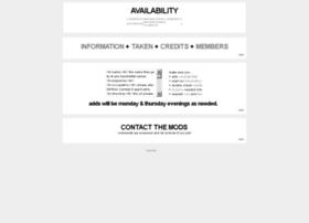 availability.insanejournal.com