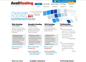 availhosting.com