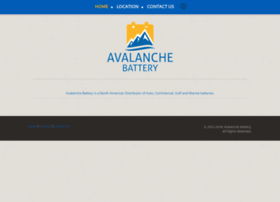 avalanchebattery.com