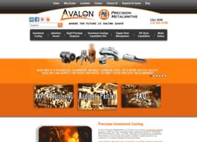 avalon-castings.com