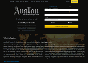 avalon-rpg.com