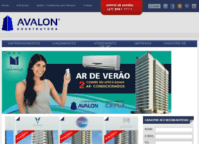 avalonconstrutora.com.br