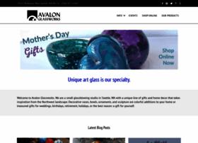 avalonglassworks.com
