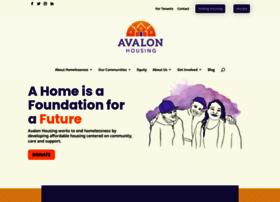 avalonhousing.org