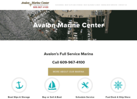 avalonmarinecenter.com