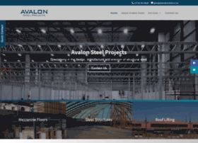 avalonsteel.co.za