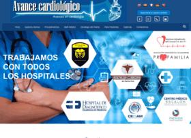 avancecardiologico.com