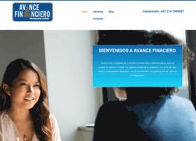 avancefinanciero.com