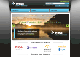 avantidataproducts.com