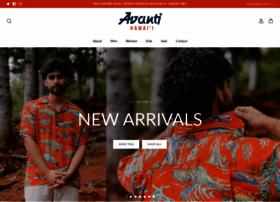 avantishirts.com