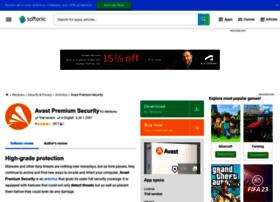 avast-premier-antivirus.en.softonic.com