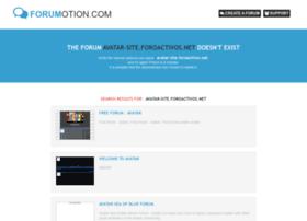 avatar-site.foroactivos.net
