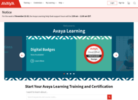 avaya-learning.com