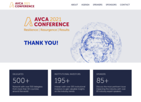 avcaconference.com