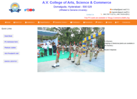 avcollege.in