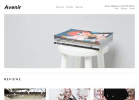 avenirmagazine.com