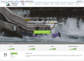 aventure-canoes.fr