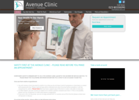 avenue-clinic.co.uk