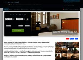avenue-hotel-amsterdam.h-rez.com
