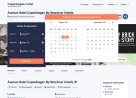 avenue-hotel-copenhagen.copenhagen-hotel.net