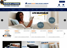 avenue-literie.com