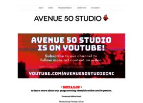 avenue50studio.org