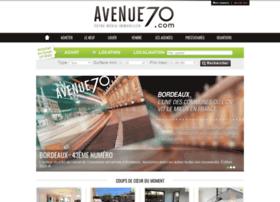 avenue70.com