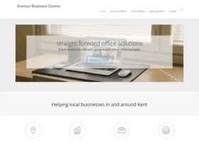 avenuebusinesscentre.co.uk
