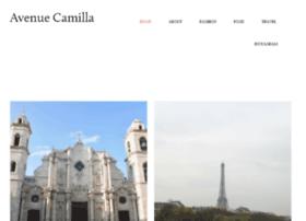 avenuecamilla.com