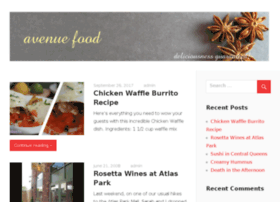 avenuefood.com