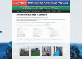 avenueindustriesaustralia.com.au
