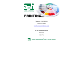 avenueprintinghouse.co.uk