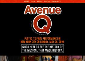 avenueq.com