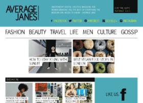 averagejanesblog.com