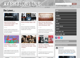 aversionline.com